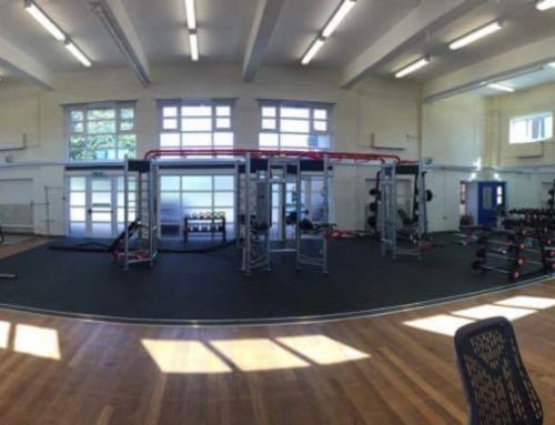 Wey Valley Gym Pano
