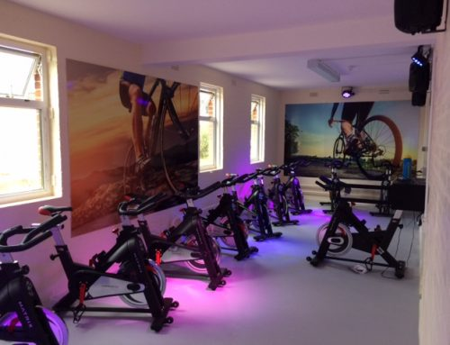Wey Valley Spin Studio
